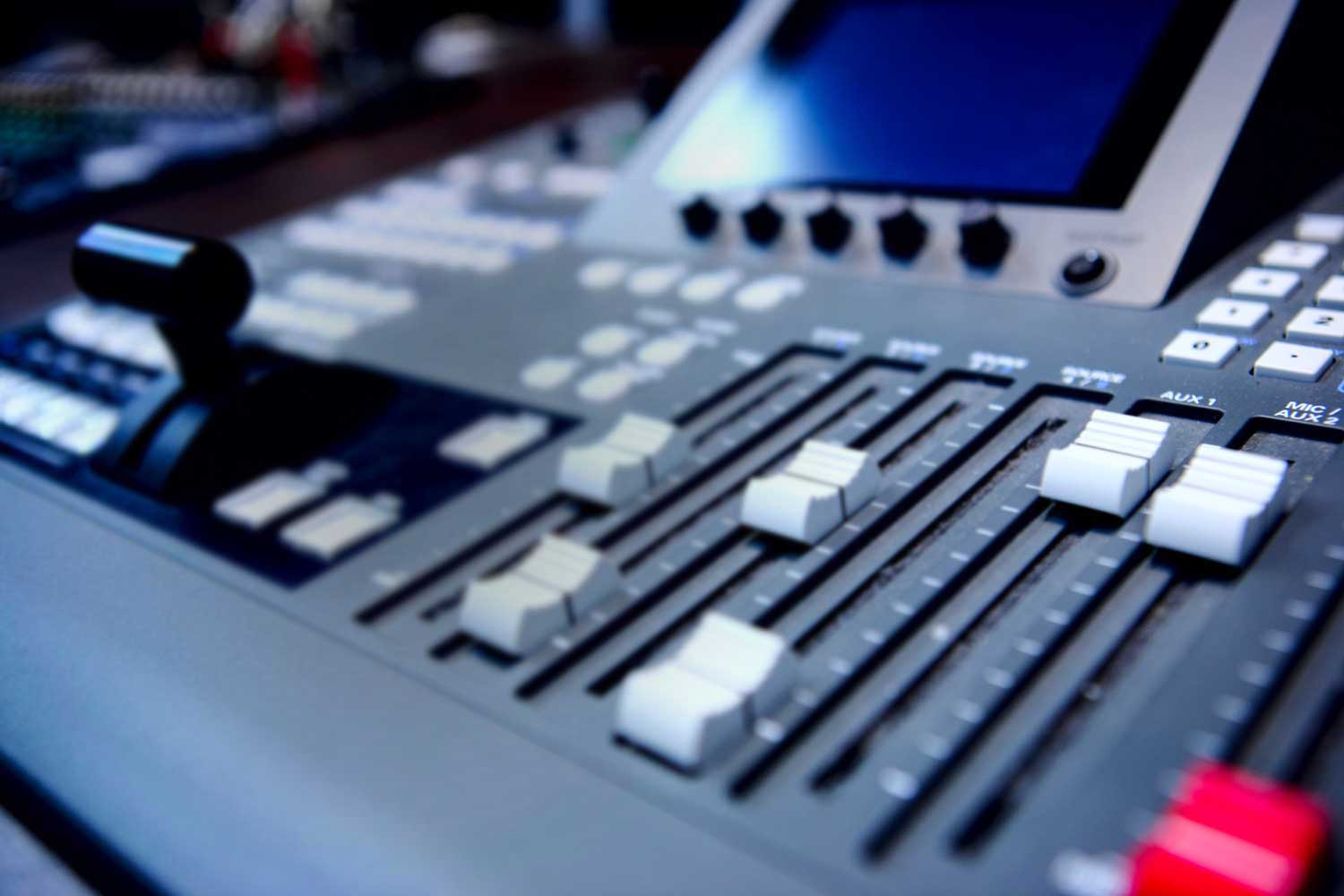 av equipment hire