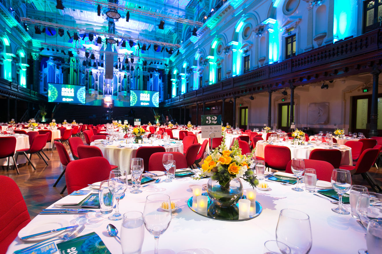 event staging nsw premiers awards