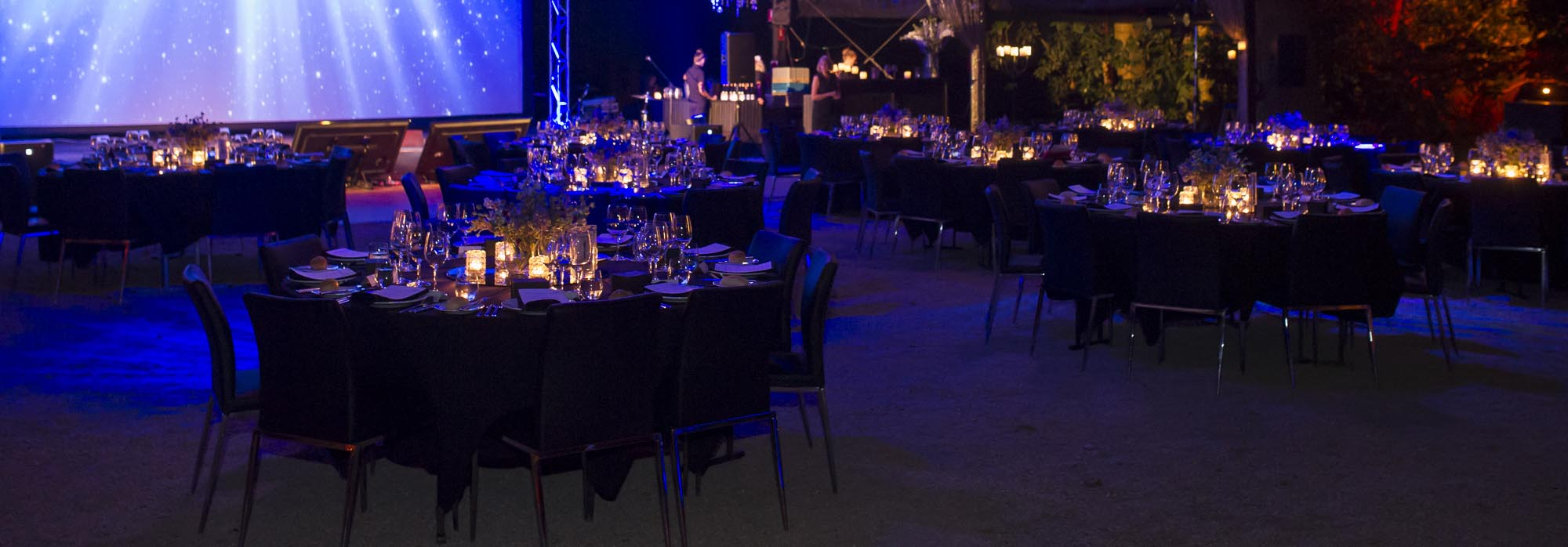 gala dinner event services