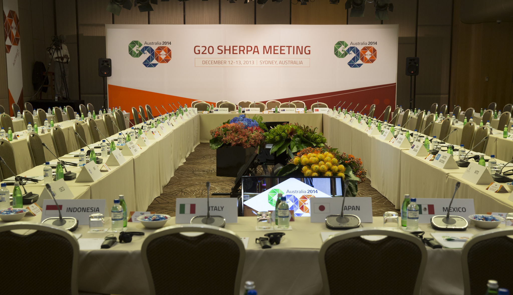 g20 sherpa meeting 2013